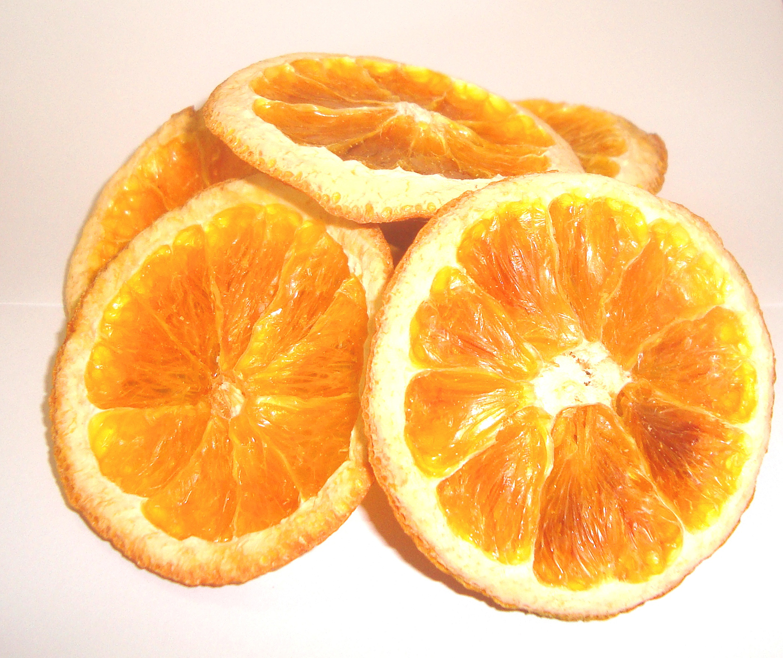100 dried australian orange slices only gin gin dry