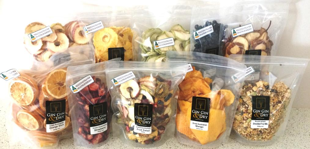 Australia Premium Dried Fruits
