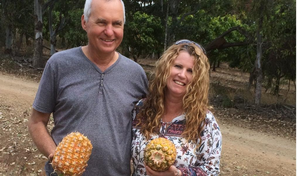 Meet Our Pineapple Grower